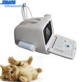 """10 """" Scanner van de Ultrasone klank van het Gebruik van /Animal /Pet van de Dierenarts van de Monitor de Draagbare"""