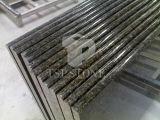Absoluut Zwart Graniet Worktop & de Bovenkant van de Ijdelheid