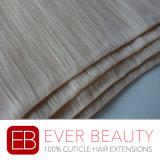 ブラジルの毛の膚触りがよくまっすぐなバージンの人間の毛髪