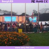 Открытый/крытый видео рекламные панели электронный дисплей со светодиодной подсветкой с Die-Casting кабинета для аренды