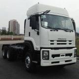 중국은 판매를 위한 Isuzu 6X4 10 바퀴 트랙터 트럭을 만들었다