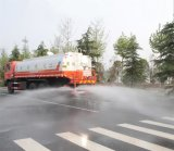 De Tankwagen 2m3-30m3 die van het Water van China Vrachtwagen bestrooit