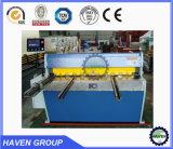 Machine de cisaillement de guillotine mécanique de la série Q11, cisaillement à grande vitesse et machine de découpage, machine de découpage de plaque métallique (séries Q11)