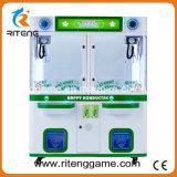 Juegos de Interior Supermaket Garra diversiones grúa máquinas expendedoras en venta