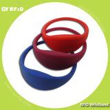 Wrs25 NFC UhrNFC wiederverwendeter Wristband (GYRFID)