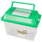 プラスチックハ虫類のケージのための射出成形