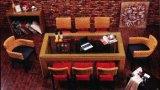 Conjuntos de jantar modernas cadeiras de mesa