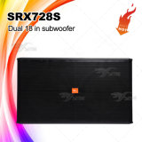 "Srx728s Dual do "" sistema audio de Subwoofer altofalante 18"