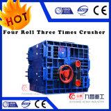 Boa qualidade de quatro Roller três vezes para coque Triturador de esmagamento