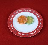 De ceramische Platen van de Pizza van het Vaatwerk In het groot Kleurrijke Ceramische