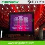 Exhibición de LED a todo color de interior de Chipshow HD2.5 HD
