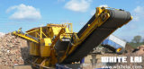 携帯用建築構造の破壊の不用なリサイクルの粉砕機(25-50t/h)