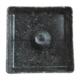 Het vierkante Marmeren Asbakje van de Melamine (AT0031)