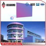 Mur 2017 composé en aluminium d'External de panneau de spectres de nouveau produit d'Ideabond