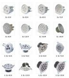 LED Downlights 3W 3X1With 5X1With 6X1W /9X1WのセリウムFCC RoHSは承認した