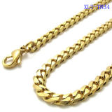 Xlt-Tn34 New Gold Chain Design per Men
