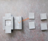 Molde da grafita para a ferramenta do diamante