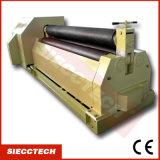 Máquina de dobra do rolo da placa mecânica da série W11