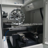 Машина и оправа ремонта колеса сплава выправляя машину Awr28hpc