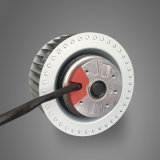 O centrifugador curvado para diante do ventilador de Jason ventila 140mm (FR2E-140.57)