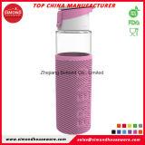 Glasflasche des Borosilicat-500ml mit Frucht Infuser GB-A2