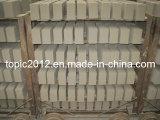 Argile réfractaire isolant en briques d'incendie pour les fours et fourneaux