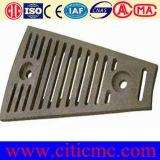 Citic ICのインパクト・クラッシャーの予備品の影響はさみ金