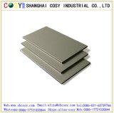 Resistente al fuego Panel Compuesto de Aluminio con Recubrimiento PVDF/ACP Panel de pared hojas