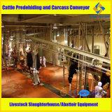 Bestiame di Halal che macella strumentazione
