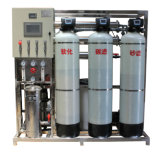 逆浸透の膜を搭載する1000のL/Hrの純粋な水処理設備