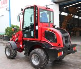 Nuovo Wheel Loader con Steel Weight Stack Zl10 Mini Tractor con Weight Stack