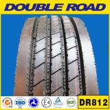 판매를 위한 두 배 도로 타이어 11r22.5 11r24.5 295/80/22.5 295/75r22.5 운전사 위치 반 관이 없는 트럭 타이어