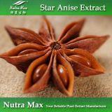 100% натуральные звездчатый анис извлечения (99% Shikimic кислоты)