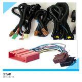 Проводка провода автомобильного радиоприемника