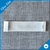 Pure White/Cream Cotton Size Washable Label for Cotton T-Shirt