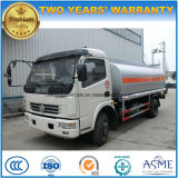 6000 L Öl-Transport-LKW 7 Tonnen Kraftstofftank-Zufuhr-LKW-Preis-