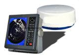 CCSの証明書が付いている12インチカラー海洋のレーダー