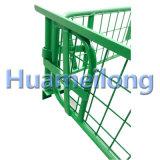 Galvanisierter abnehmbarer Lager-Speicher-Ladeplatten-Rahmen
