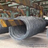 Tangshan 중국 제조자에서 최고 가격 열간압연 철사 로드