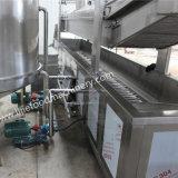 Patata automatica che frigge la macchina di frittura continua del sistema del filtro dalla macchina