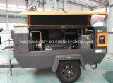 Compresseur d'air portatif de vis du moteur Hg400d-13 pour la construction navale