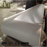 porcellana rigida di 0.3mm/0.4mm/0.5mm/0.6mm/strato latteo/opaco del PVC per gli indicatori luminosi di soffitto/coperchio del paralume