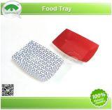 Cassetto dell'alimento, casella di carta, personalizzata