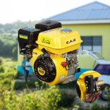 5.5HP 6.5HP 7HP 9HP 13HP 15HP 작은 공냉식 수평한 샤프트 가솔린 또는 휘발유 엔진
