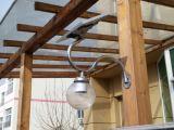 Lampada chiara solare della via LED dell'acciaio inossidabile impermeabile