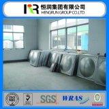 De Sectionele Tank van de Opslag van het Water SMC/GRP met Certificaat Wras