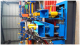ナイジェリアのための機械を形作る鋼鉄ステップタイル