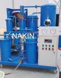 Purificador do óleo lubrificante do vácuo da série Tya-100 (6000 L/H)