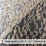 Comprar a tela do laço da folha de ouro da tela do laço (M5271-J)