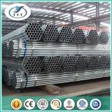 ASTM heißes BAD A53/BS1387/En39 galvanisiertes Stahlstandardrohr